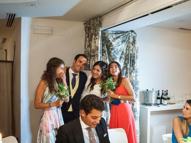 La boda de Alberto y Henar en Santander, Cantabria 42