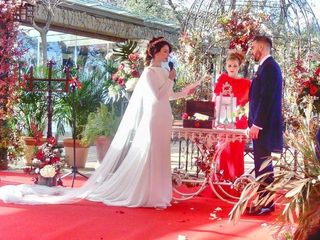 La boda de María y Mario