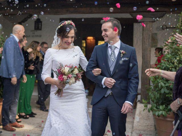 La boda de Manuel y Yohanna en Rivas-vaciamadrid, Madrid 23