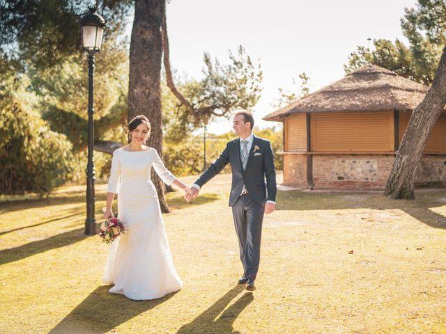 La boda de Manuel y Yohanna en Rivas-vaciamadrid, Madrid 31