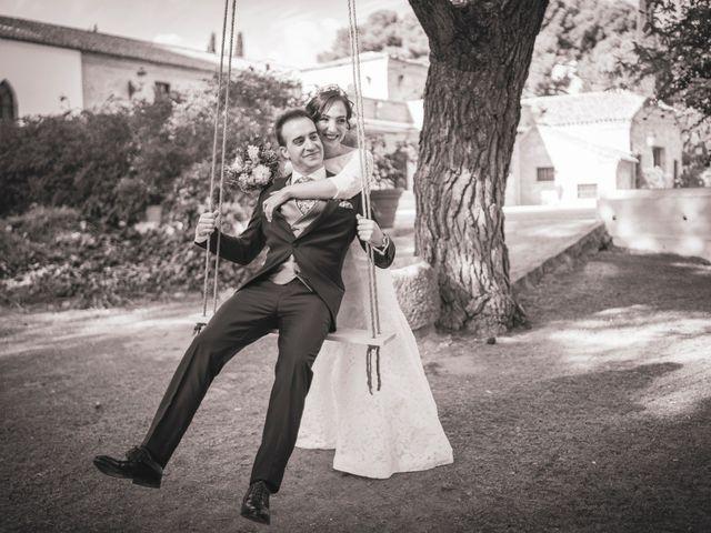 La boda de Manuel y Yohanna en Rivas-vaciamadrid, Madrid 33