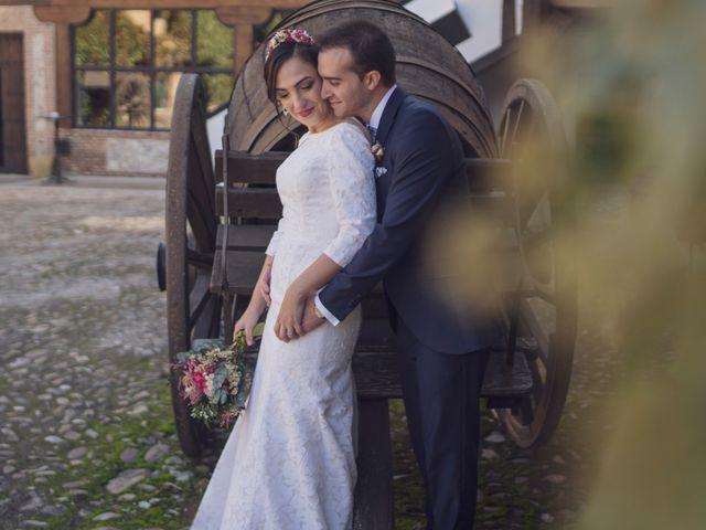 La boda de Manuel y Yohanna en Rivas-vaciamadrid, Madrid 36