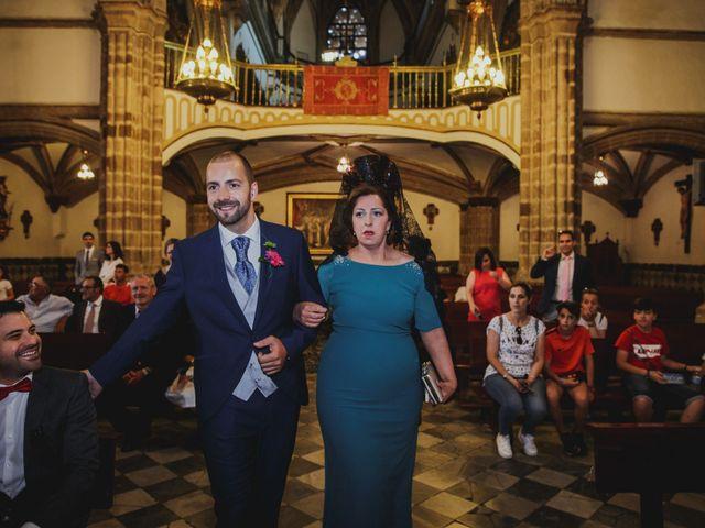 La boda de Fernando y Nadia en Guadalupe, Cáceres 2