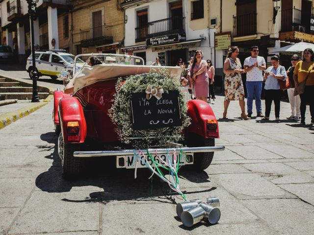 La boda de Fernando y Nadia en Guadalupe, Cáceres 3