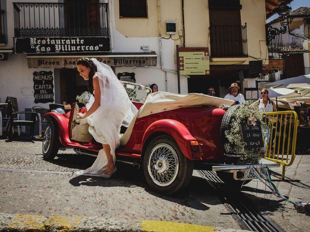 La boda de Fernando y Nadia en Guadalupe, Cáceres 4