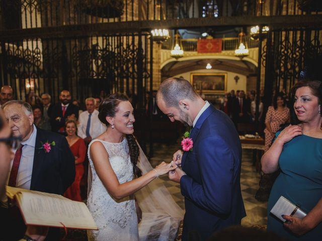 La boda de Fernando y Nadia en Guadalupe, Cáceres 11
