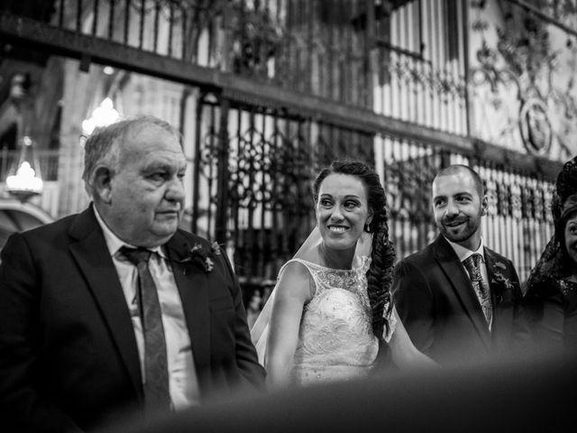 La boda de Fernando y Nadia en Guadalupe, Cáceres 12