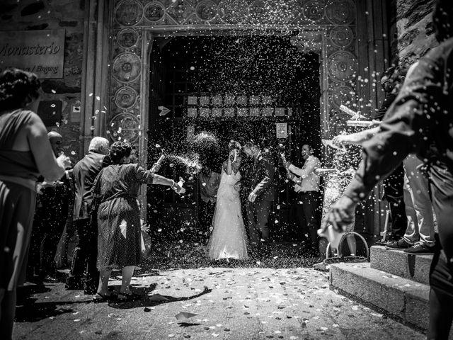 La boda de Fernando y Nadia en Guadalupe, Cáceres 14