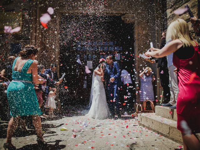 La boda de Fernando y Nadia en Guadalupe, Cáceres 15