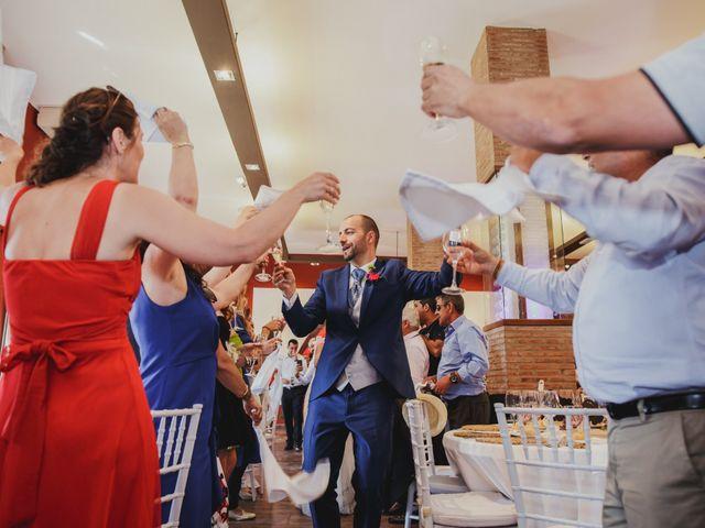 La boda de Fernando y Nadia en Guadalupe, Cáceres 21
