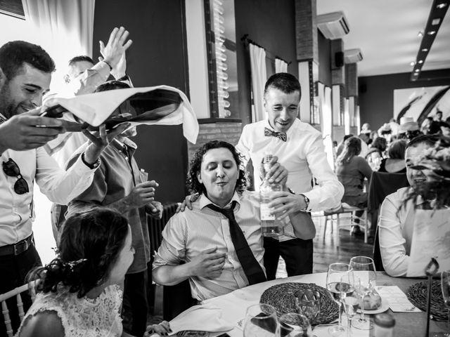 La boda de Fernando y Nadia en Guadalupe, Cáceres 25