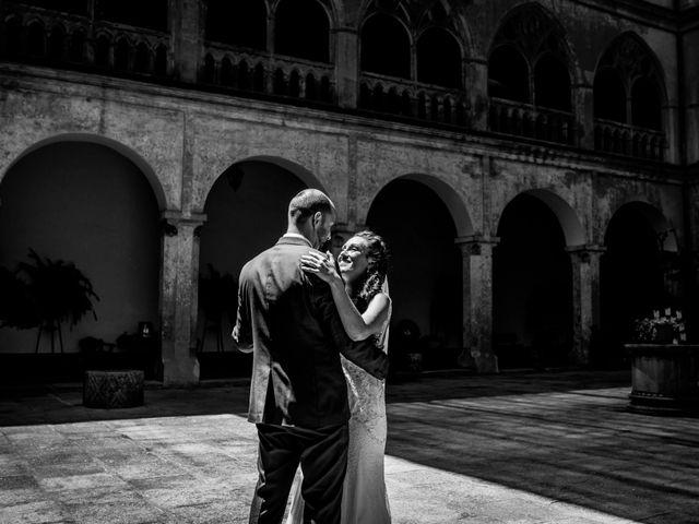 La boda de Fernando y Nadia en Guadalupe, Cáceres 30