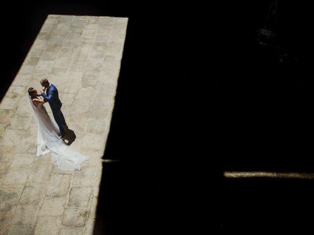 La boda de Fernando y Nadia en Guadalupe, Cáceres 31