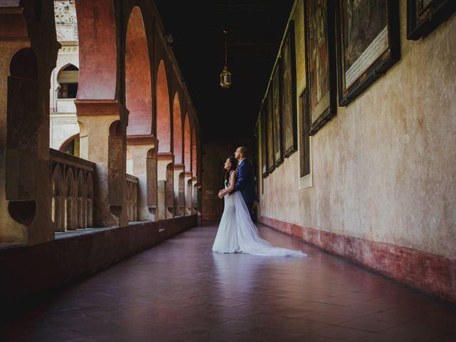La boda de Fernando y Nadia en Guadalupe, Cáceres 34