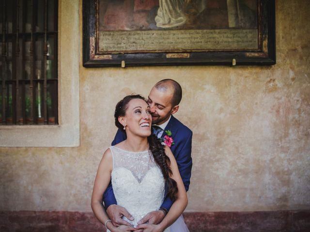 La boda de Fernando y Nadia en Guadalupe, Cáceres 35