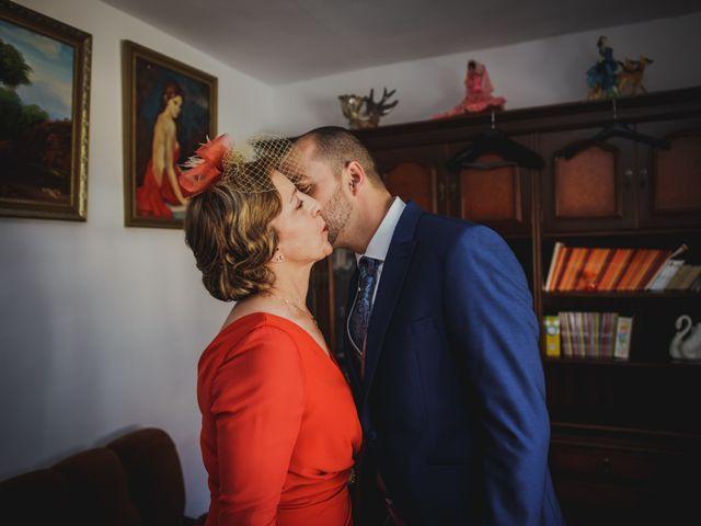 La boda de Fernando y Nadia en Guadalupe, Cáceres 39