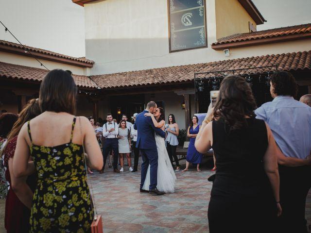 La boda de Fernando y Nadia en Guadalupe, Cáceres 43