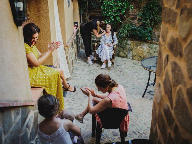 La boda de Fernando y Nadia en Guadalupe, Cáceres 47