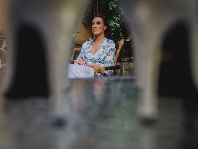 La boda de Fernando y Nadia en Guadalupe, Cáceres 48