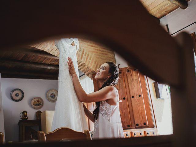 La boda de Fernando y Nadia en Guadalupe, Cáceres 49