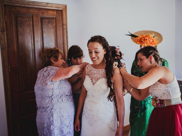 La boda de Fernando y Nadia en Guadalupe, Cáceres 52