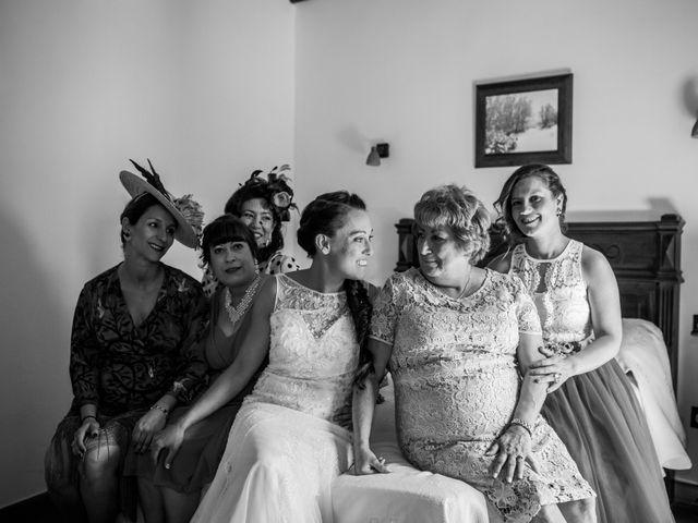 La boda de Fernando y Nadia en Guadalupe, Cáceres 53