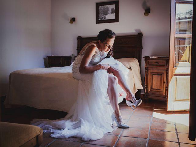La boda de Fernando y Nadia en Guadalupe, Cáceres 54