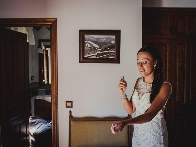 La boda de Fernando y Nadia en Guadalupe, Cáceres 56