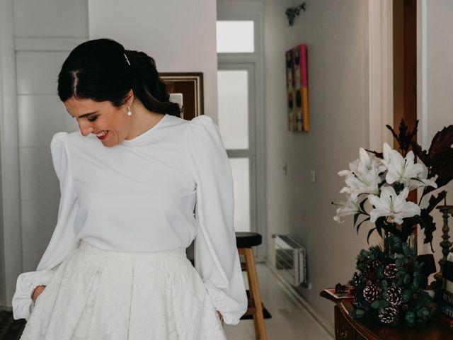 La boda de Alberto y María en Madrid, Madrid 10