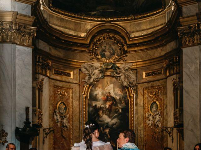 La boda de Alberto y María en Madrid, Madrid 19