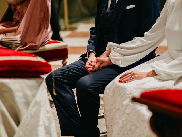 La boda de Alberto y María en Madrid, Madrid 20