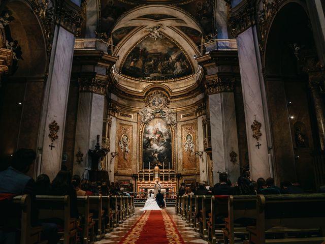 La boda de Alberto y María en Madrid, Madrid 21