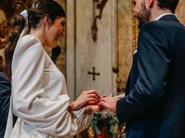 La boda de Alberto y María en Madrid, Madrid 22