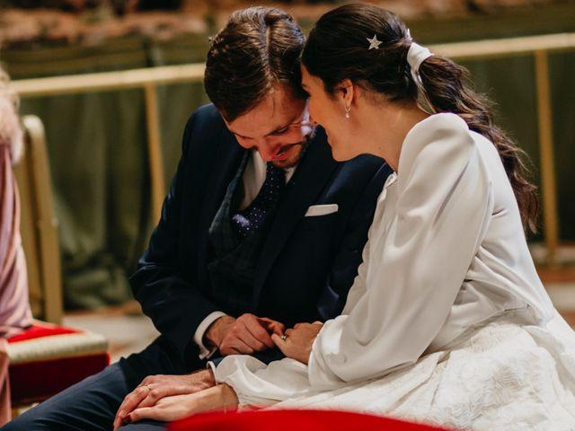 La boda de Alberto y María en Madrid, Madrid 23