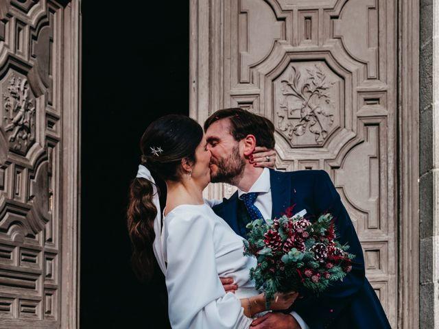 La boda de Alberto y María en Madrid, Madrid 26