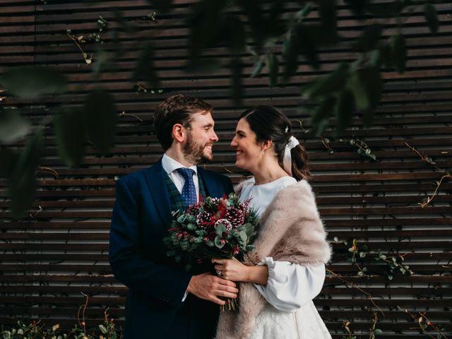 La boda de Alberto y María en Madrid, Madrid 28