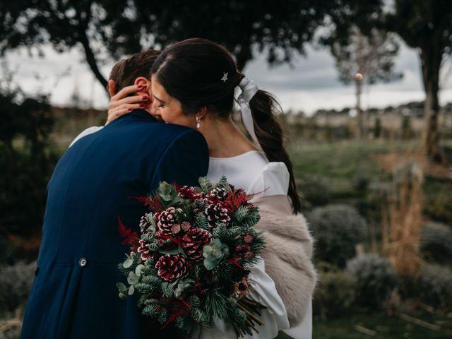 La boda de Alberto y María en Madrid, Madrid 33