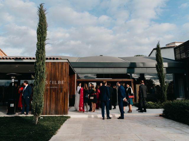 La boda de Alberto y María en Madrid, Madrid 35