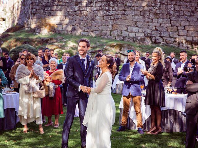 La boda de Ele y David