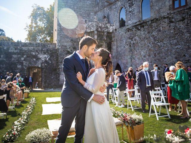 La boda de David y Ele en Pontevedra, Pontevedra 4