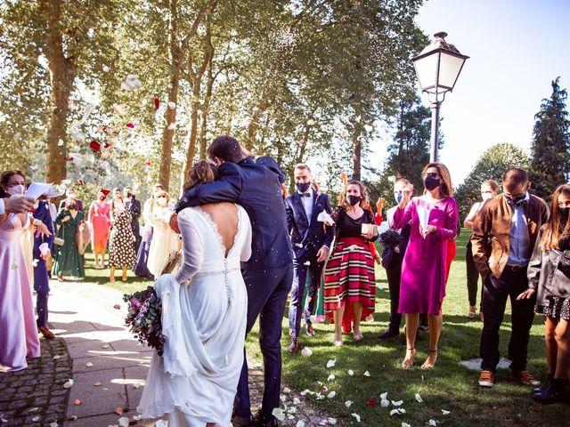 La boda de David y Ele en Pontevedra, Pontevedra 6