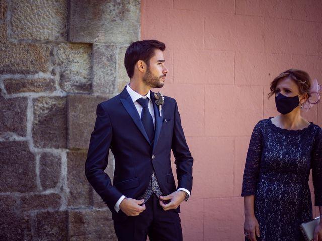 La boda de David y Ele en Pontevedra, Pontevedra 12