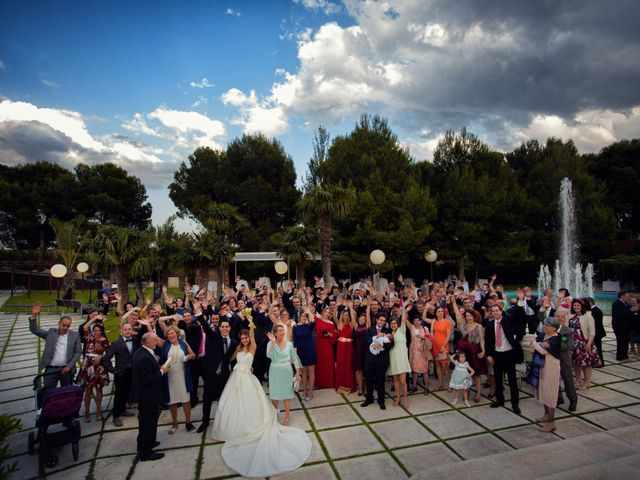 La boda de Juan y Kasandra en Zaragoza, Zaragoza 2