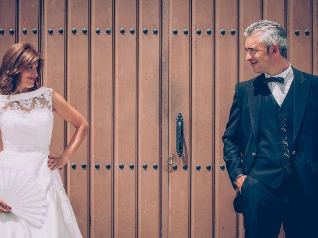 La boda de Jaime y Maria José en Castelló/castellón De La Plana, Castellón 25