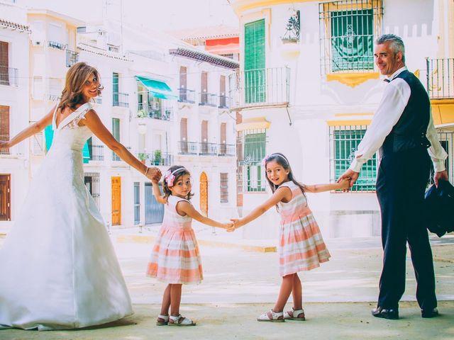 La boda de Jaime y Maria José en Castelló/castellón De La Plana, Castellón 1