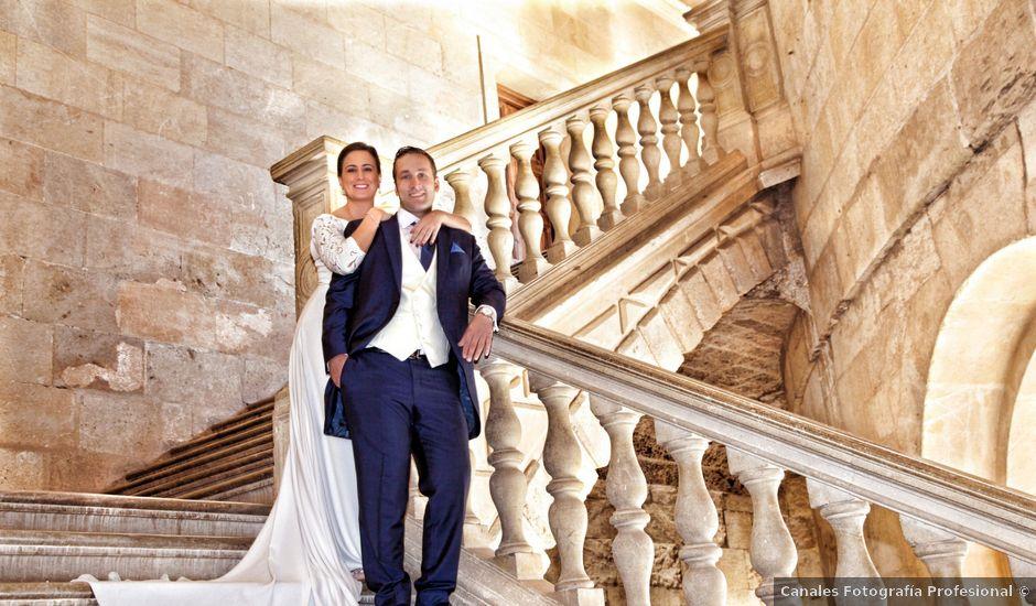 La boda de Antonio Blas y Maria Teresa en Bailen, Jaén