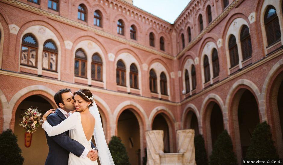 La boda de Gonzalo y Paloma en Belmonte, Cuenca