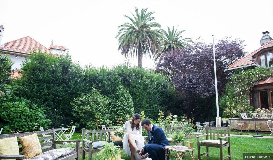La boda de Alberto y Henar en Santander, Cantabria