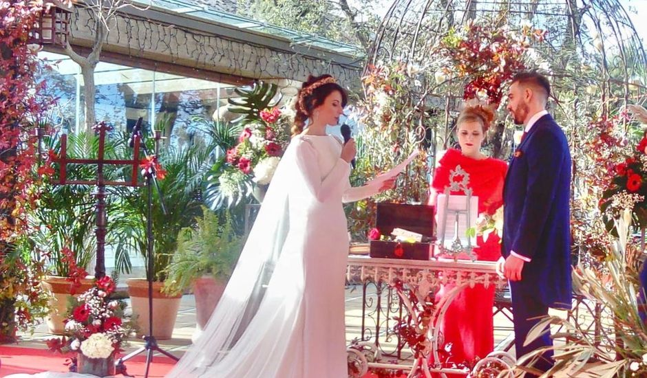 La boda de Mario y María en Toledo, Toledo