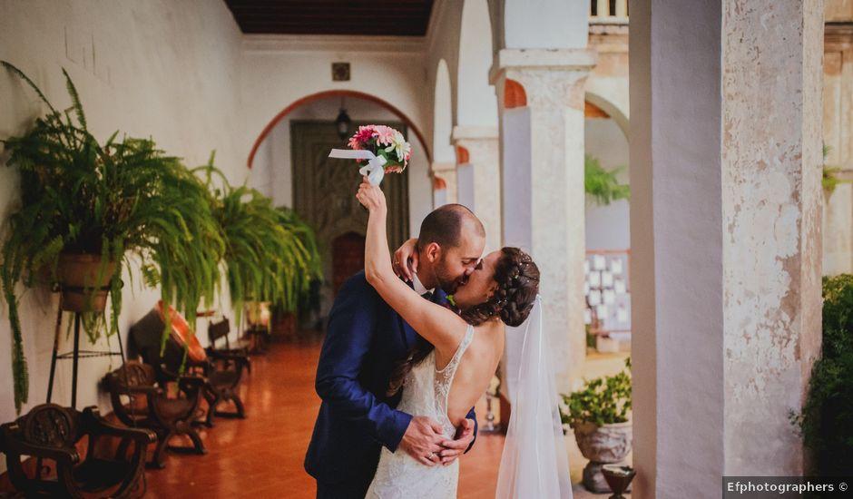 La boda de Fernando y Nadia en Guadalupe, Cáceres